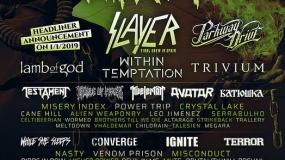 Resurrection Fest 2019 desvela nuevas confirmaciones encabezadas por Lamb of God