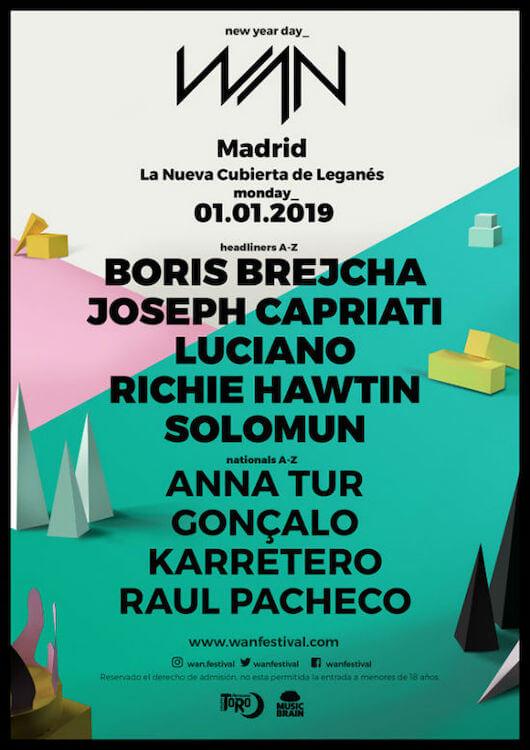 WAN Festival 2019