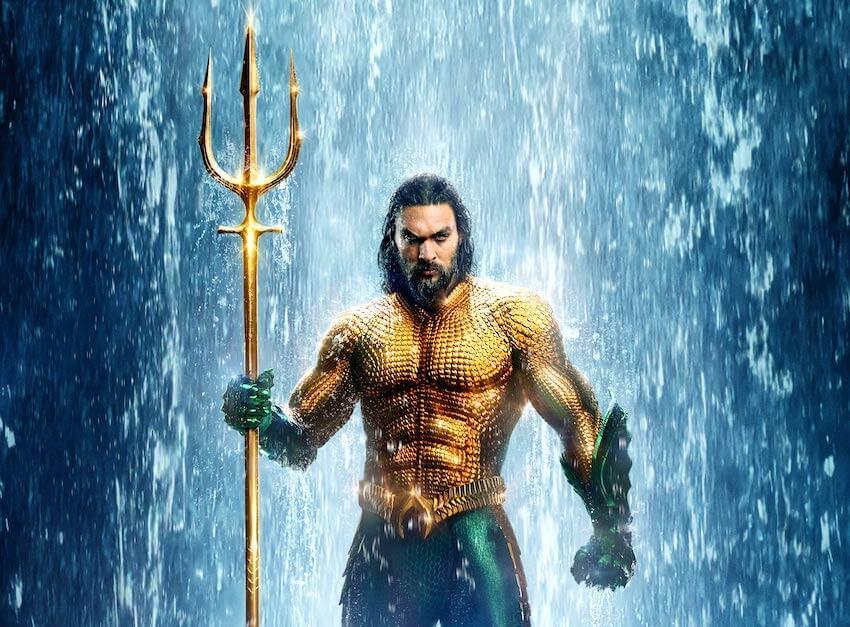 Aquaman - Banda sonora