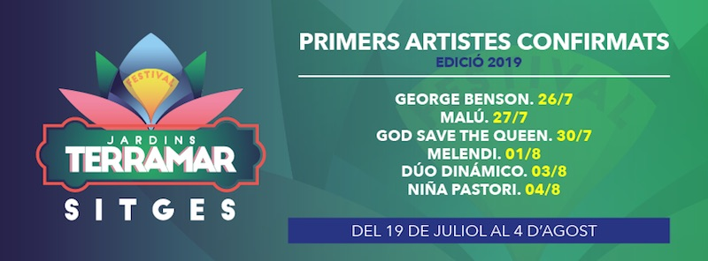 Festival Jardins Terramar 2019