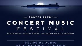 El Festival Sancti Petri desvela su programación para 2019