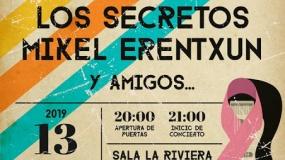 Iván Ferreiro, Sidecars, Los Secretos… actuarán en Madrid en un concierto benéfico