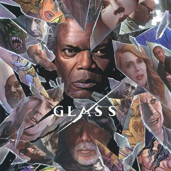 Glass - Banda Sonora (Shyamalan)
