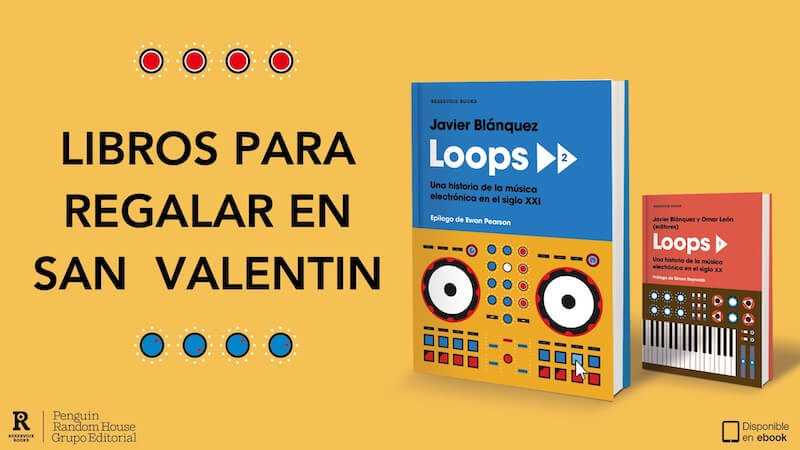 Libros de música que puedes regalar en San Valentin 2019