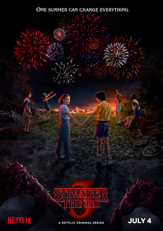 Stranger Things - Temporada 3