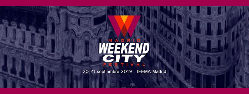 Weekend City Madrid 2019