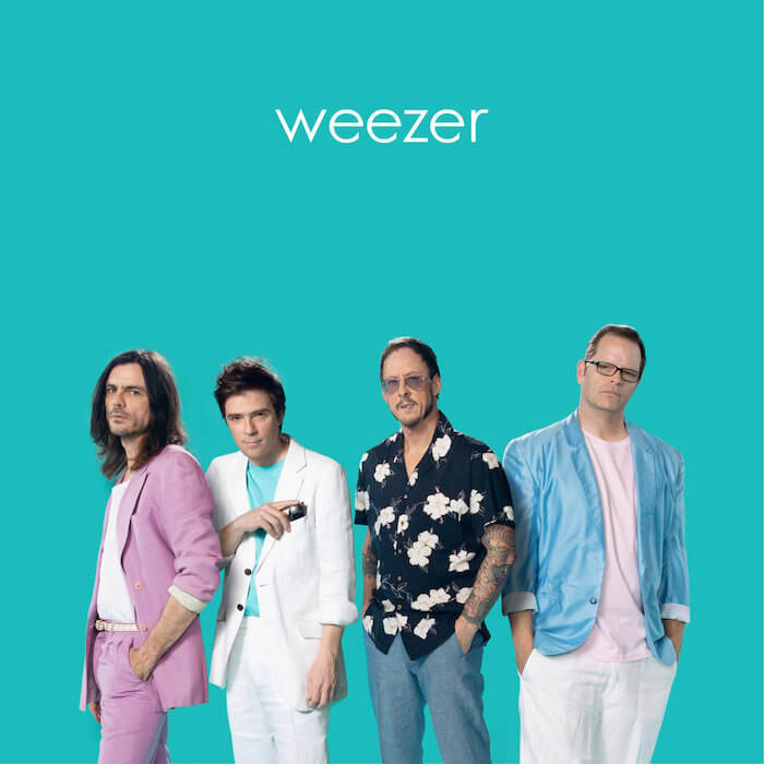 Weezer - Teal Album (2019)