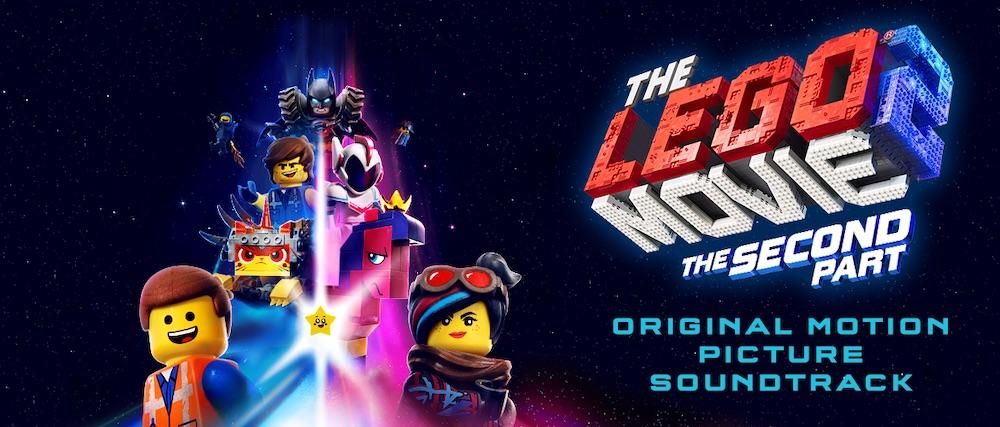La LEGO película 2 - Banda Sonora