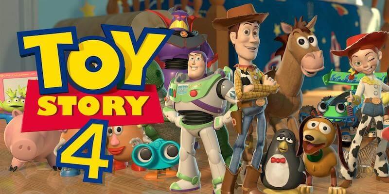 Banda Sonora de Toy Story 4