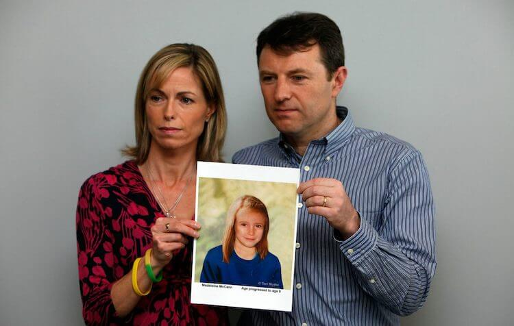 Documental 'La desaparición de Madeleine McCann'