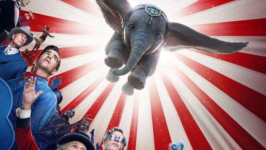 Dumbo (2019) - Tim Burton - Banda Sonora