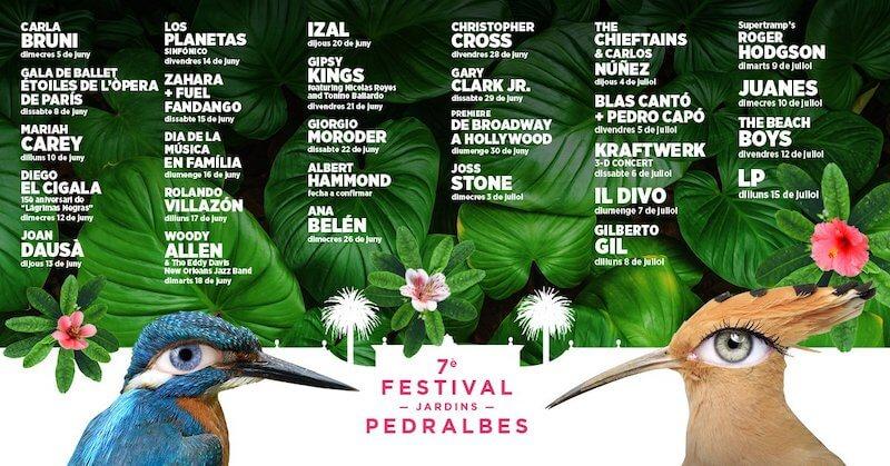 Jardins de Pedralbes 2019