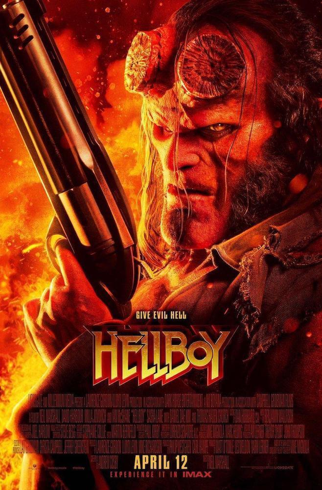 Hellboy (2019) - Banda Sonora