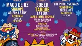 Los festivales Garage Sound y Mulafest se fusionan en 2019