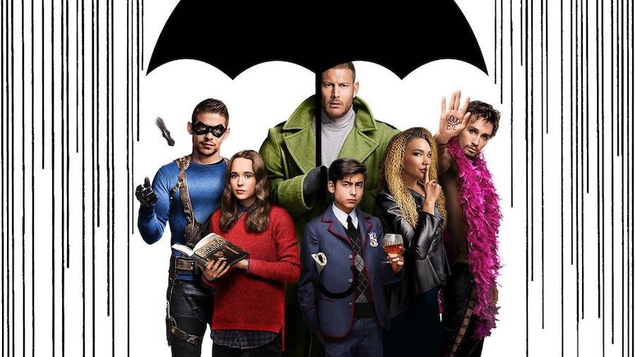 'The Umbrella Academy' - Canciones de la temporada 1