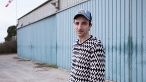 Xavier Calvet anuncia la gira presentación de 'Crosswinds'