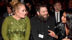 Adele lo deja con su marido Simon Konecki
