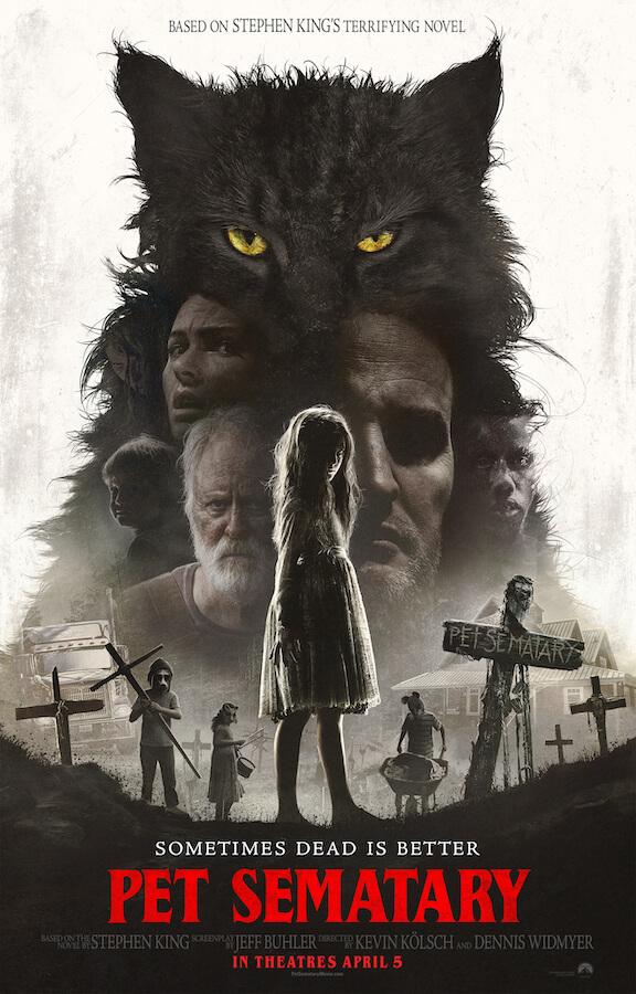 Cementerio de Animales (2019) - Banda Sonora