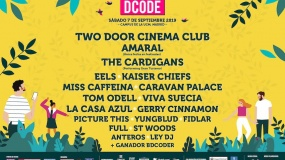 DCODE 2019 desvela su cartel al completo: EELS, Two Door Cinema Club, The Cardigans…