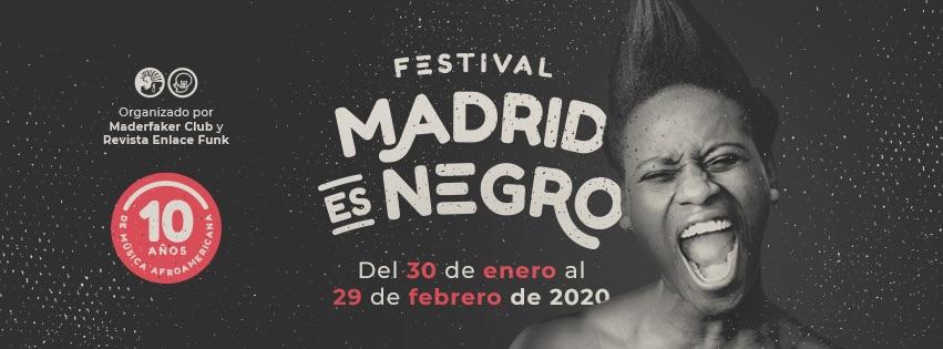 Festival Madrid es Negro 2020