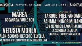 No Sin Música Festival 2019 anuncia cartel por días