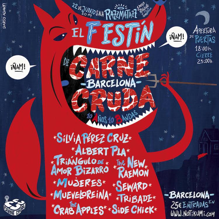 Festival Carne Cruda