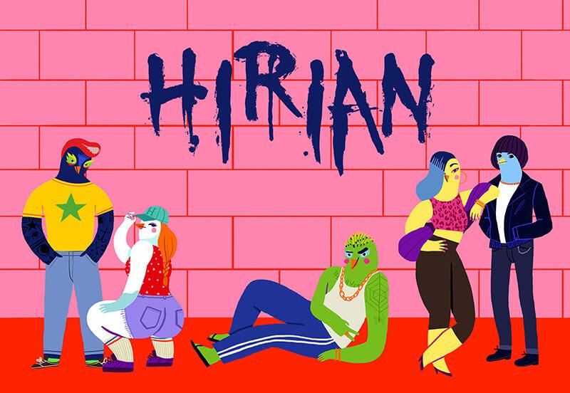 Hirian 2019