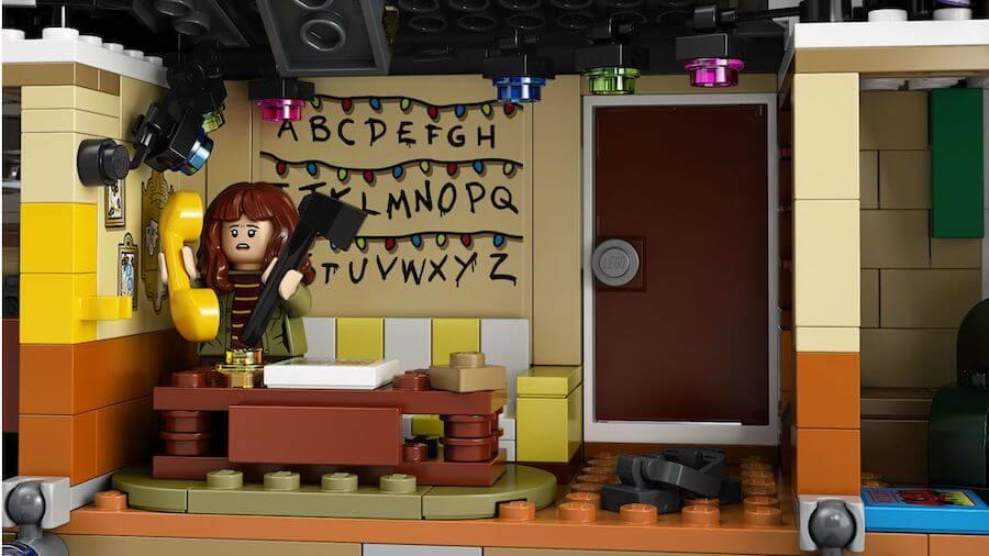 LEGO de Stranger Things