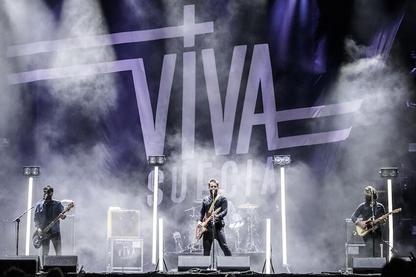 Viva Suecia - Mallorca Live Festival 2019