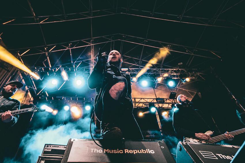 Morphium - Viña Rock 2019