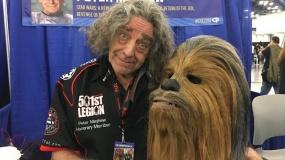 Muere Peter Mayhew, el actor que interpretaba Chewbacca en 'Star Wars'