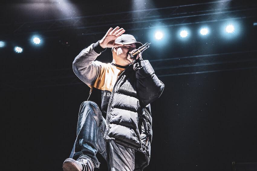 Rapsusklei - Viña Rock 2019