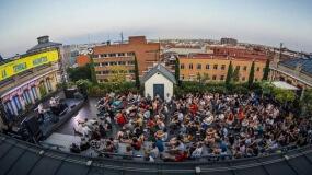 Cine de Verano en La Casa Encendida de Madrid