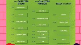 Bilbao BBK Live desvela sus horarios para Hirian 2019