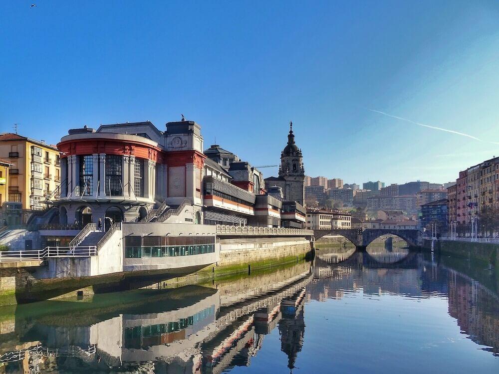 Mercado de La Ribera - Qué hacer en Bilbao