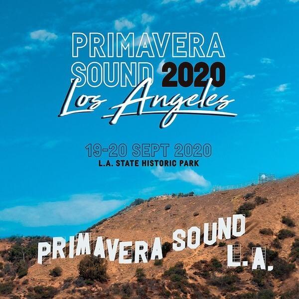 Primavera Sound 2020 - Los Ángeles