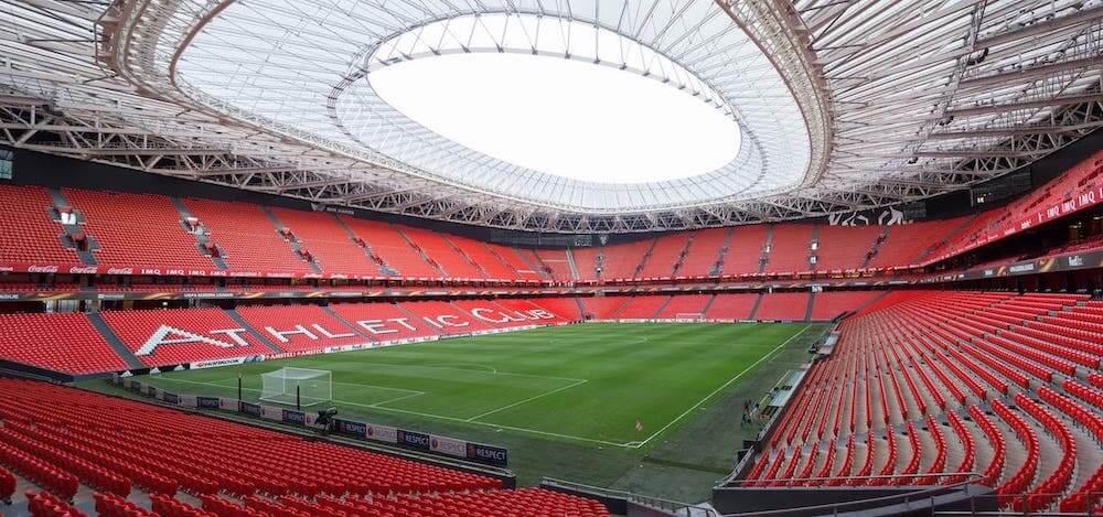 Estadio de San Mamés - Qué ver en Bilbao