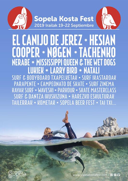 Sopela Kosta Fest 2019