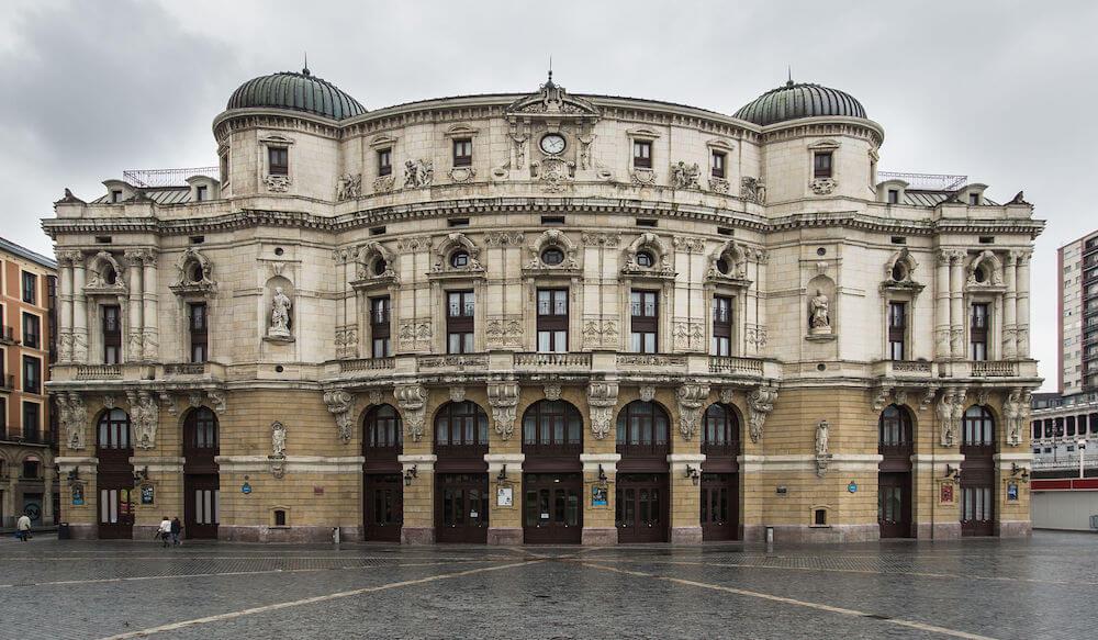 Teatro Arriaga - Qué hacer en Bilbao