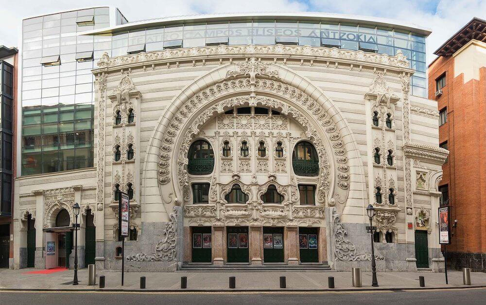 Teatro Campos Elíseos - Qué ver en Bilbao