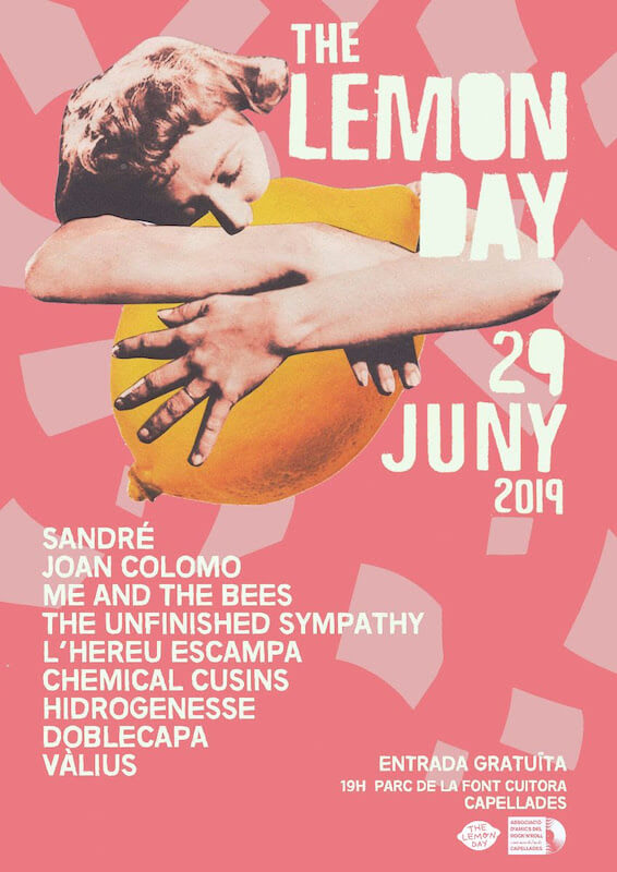 The Lemon Day 2019