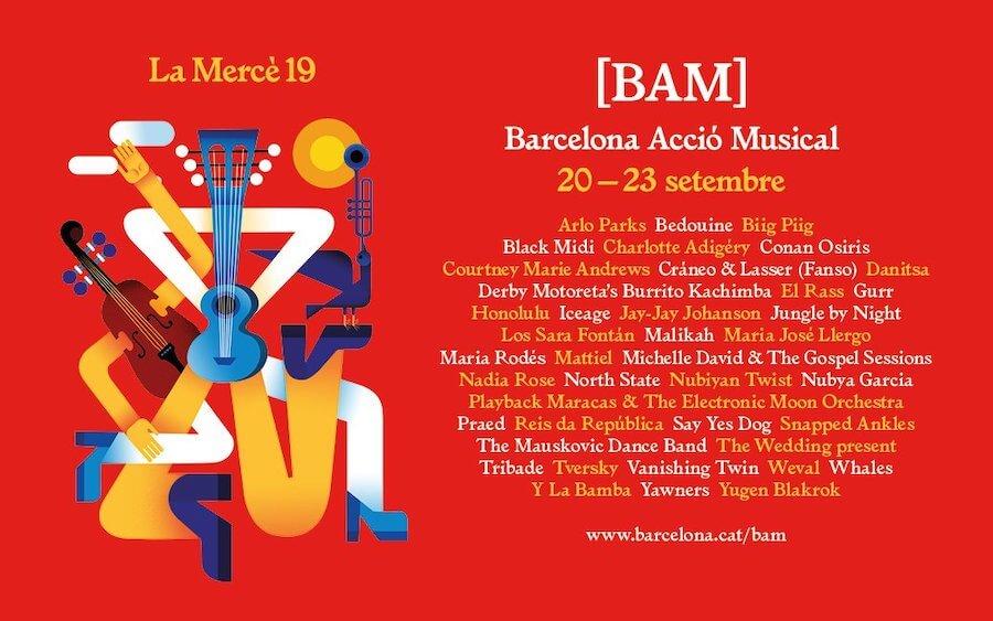 Programa BAM Barcelona 2019
