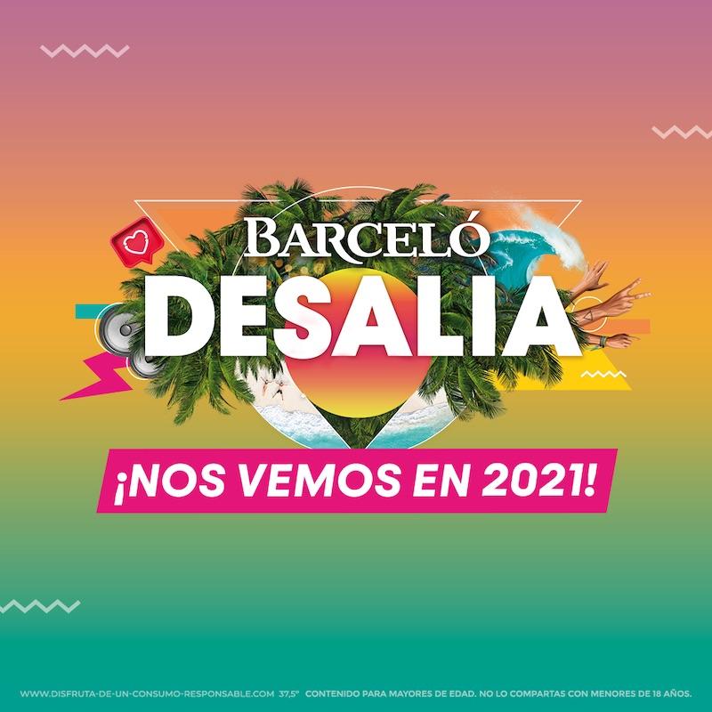 Ron Barceló Desalia 2021