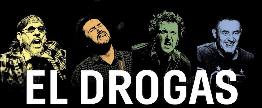 Conciertos de El Drogas