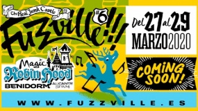 Fuzzville 2020 anuncia sus primeras 12 confirmaciones