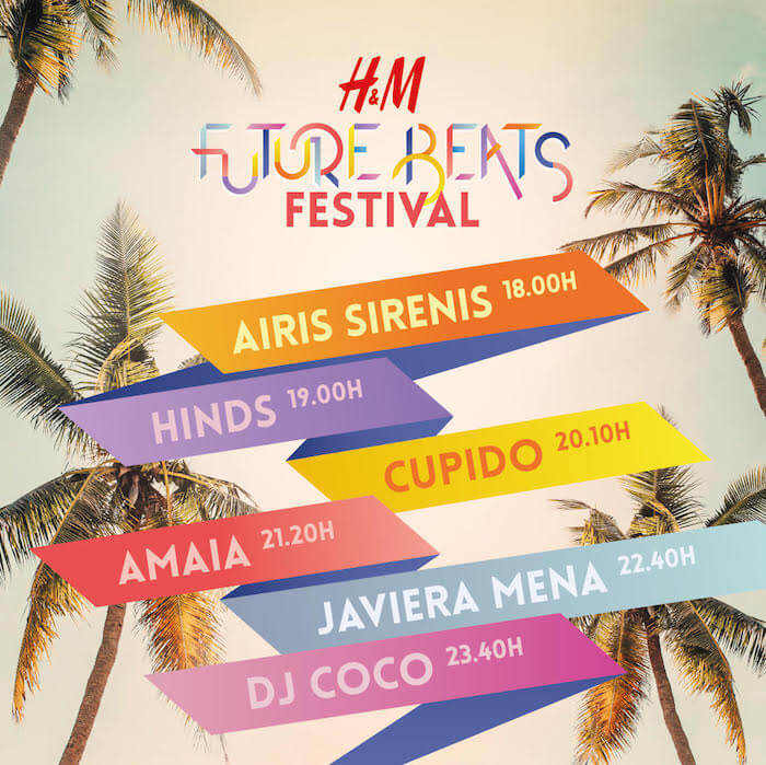 H&M Future Beats Festival