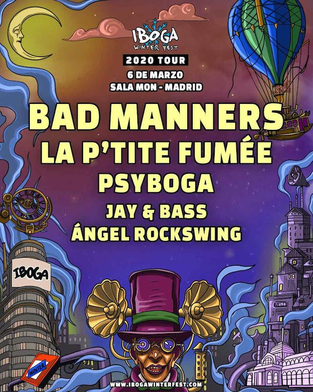 Iboga Winter Fest 2020