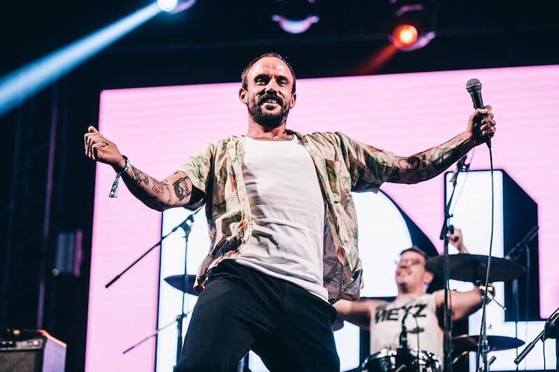 IDLES - Nos Alive 2019