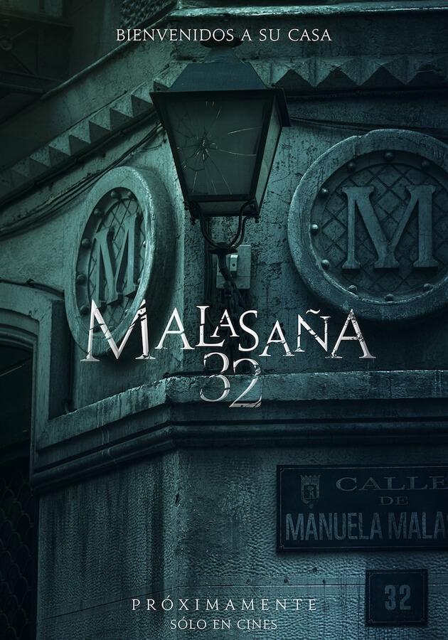 Malasaña 32 - Película de terror
