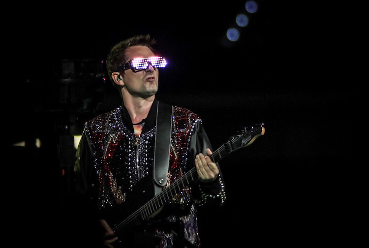 Muse en Madrid, Estadio Metropolitano